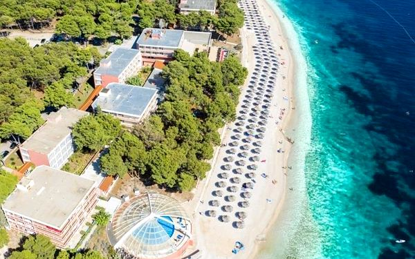 Chorvatsko - Primošten na 5-31 dnů