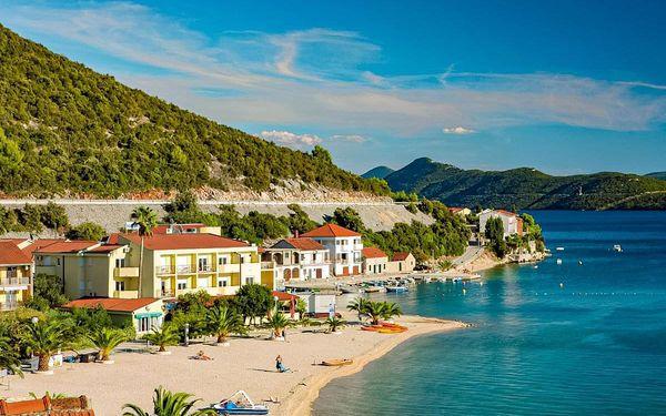 Chorvatsko, Klek | Hotel Plaža*** přímo na pláži | Polopenze | Dítě do 11 let zdarma