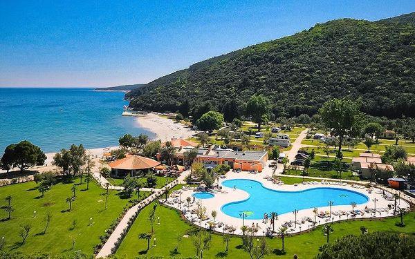 Chorvatsko, Istrie, Rabac | Kemp Oliva*** – mobilhome | Velmi oblíbené | Bez stravy