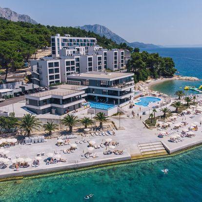 Chorvatsko, Podaca | Hotel Morenia*** | Dítě do 7 let zdarma | All inclusive | Bazény, Fitness