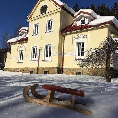Beskydy - Valašsko: Apartmány na faře