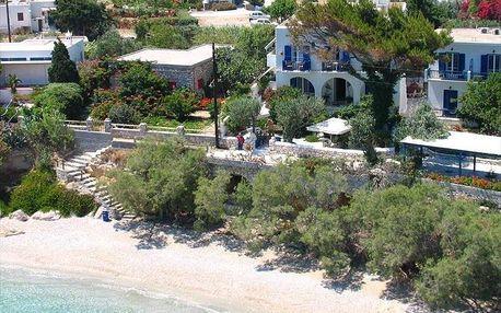Řecko - Paros letecky na 8-16 dnů