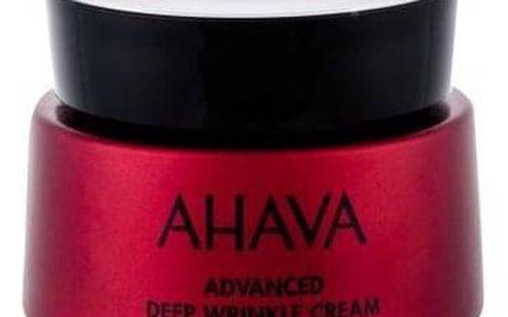 AHAVA Apple Of Sodom Advanced Deep Wrinkle Cream 50 ml protivráskový a liftingový krém pro ženy