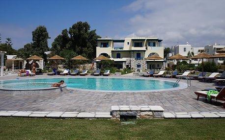 Řecko - Korfu letecky na 8-16 dnů, snídaně v ceně