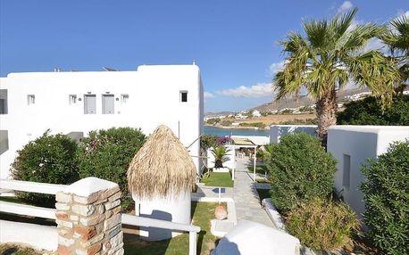 Řecko - Paros letecky na 8-16 dnů, snídaně v ceně