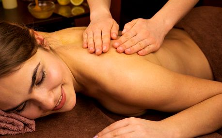 Nerušená relaxace při masáži: 70 nebo 90 minut