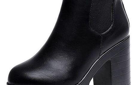 Dámské kotníkové boty Mench
