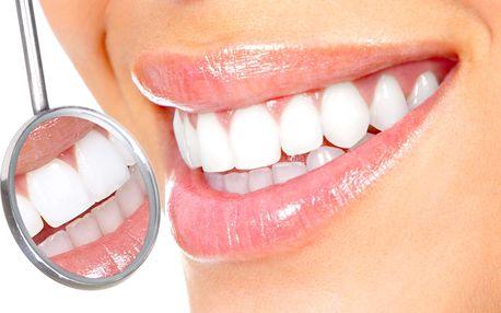 Vstupní dentální hygiena pro dítě či dospělého u Zoubkové víly