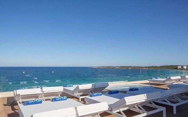 Hotel Sabina, Mallorca, Španělsko, Mallorca, letecky, polopenze2