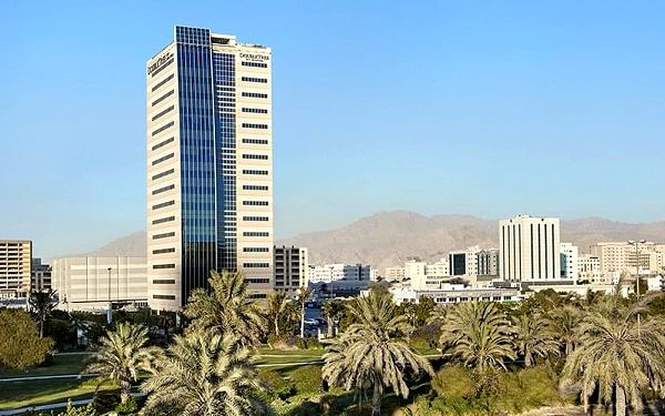 Hotel Double Tree By Hilton Ras Al Khaimah, Dubaj, letecky, snídaně v ceně2