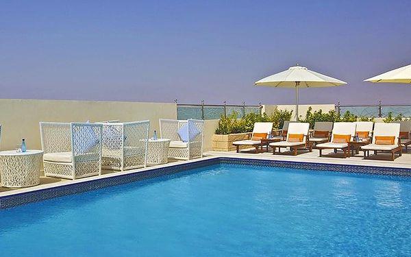Hotel Double Tree By Hilton Ras Al Khaimah, Dubaj, letecky, snídaně v ceně3