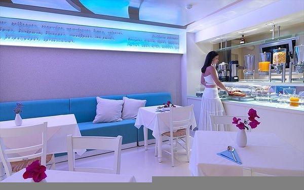 Iria Beach Art Hotel, Naxos, Řecko, Naxos, letecky, snídaně v ceně2