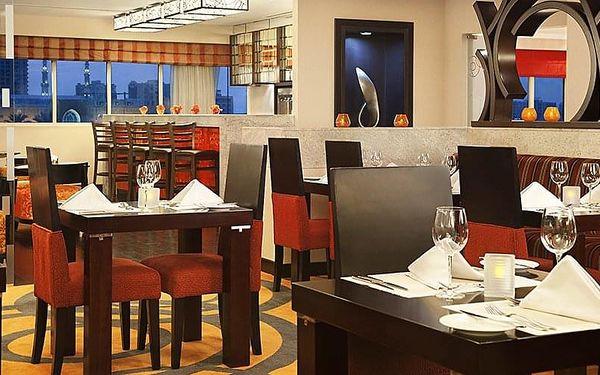 Hotel Double Tree By Hilton Ras Al Khaimah, Dubaj, letecky, snídaně v ceně4