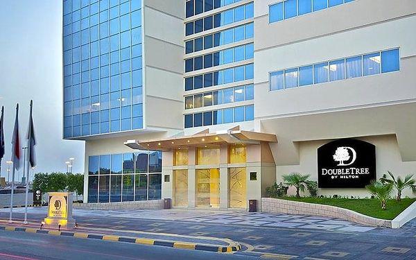 Hotel Double Tree By Hilton Ras Al Khaimah, Dubaj, letecky, snídaně v ceně5