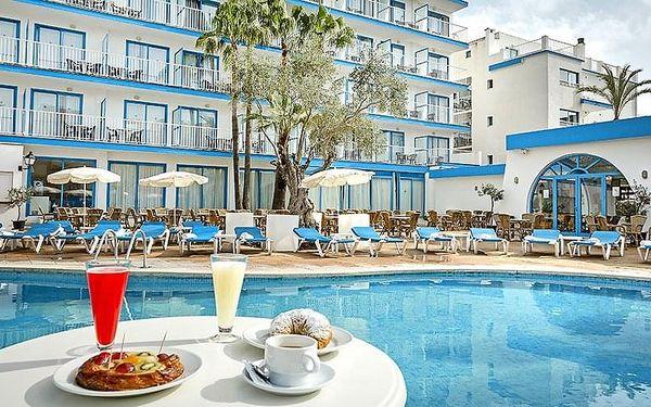 Hotel Ilusion Vista Blava, Mallorca, letecky, polopenze3