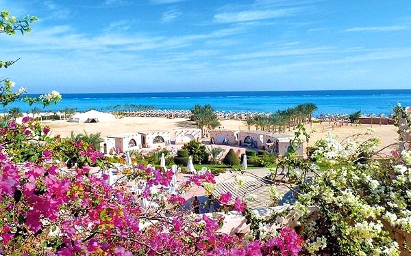 Hotel Dream Lagoon & Aquapark Resort, Marsa Alam, letecky, all inclusive5