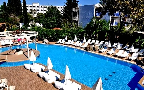 HOTEL PALM BEACH, Kos, Řecko, Kos, letecky, polopenze5