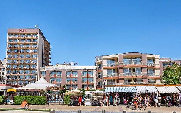 Hotel Mpm Orel, Burgas, letecky, ultra all inclusive4