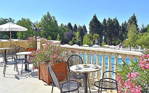 Hotel Sol Nessebar Bay & Mare, Burgas, letecky, all inclusive4