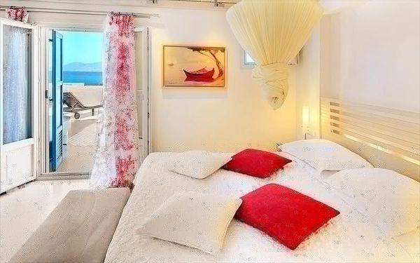 Iria Beach Art Hotel, Naxos, Řecko, Naxos, letecky, snídaně v ceně3