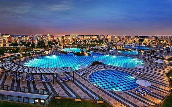 Hotel Sunrise Crystal Bay Resort, Hurghada, letecky, ultra all inclusive4