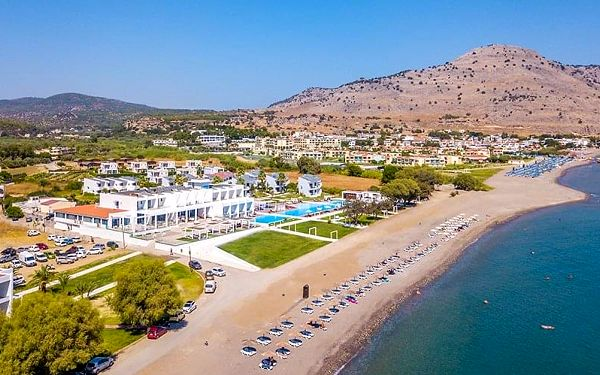 Hotel Kamari Plus, Rhodos, letecky, all inclusive3