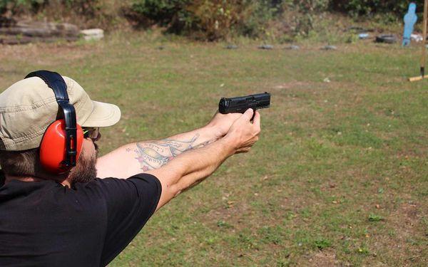 Výběr ze všech zbraní 350 ks 33 nábojů - balíček basic5
