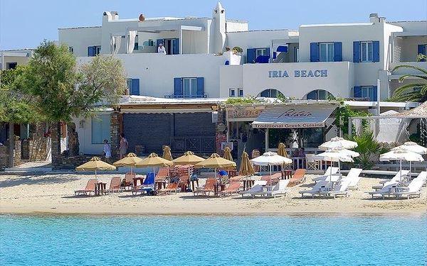 Řecko - Naxos letecky na 8-16 dnů, snídaně v ceně