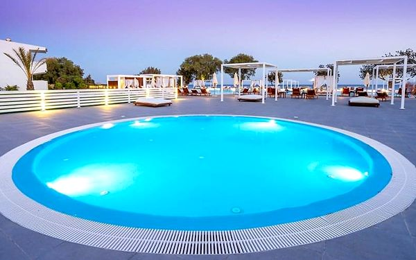 Hotel Kamari Plus, Rhodos, letecky, all inclusive4