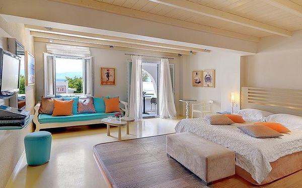 Iria Beach Art Hotel, Naxos, Řecko, Naxos, letecky, snídaně v ceně5