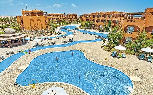 Egypt - Marsa Alam letecky na 7 dnů, all inclusive