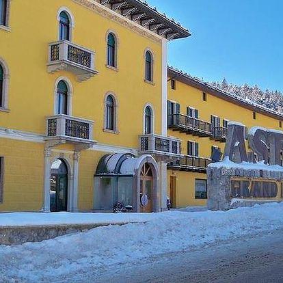 Itálie - Folgaria - Lavarone na 6-8 dnů, polopenze