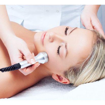 Kompletní kosmetické ošetření vč. radiofrekvence