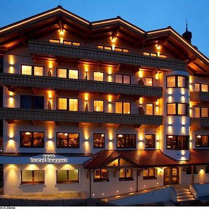 Rakousko - Zillertal na 6-15 dnů, all inclusive