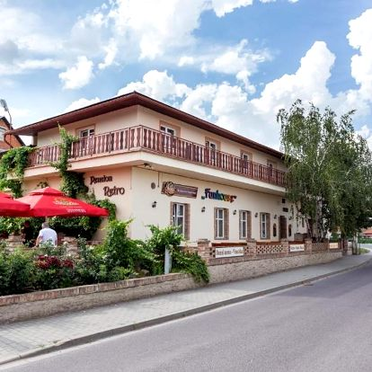 Jižní Morava: Penzion Retro Vrbovec