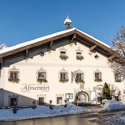 Rakousko - Hochkönig na 6-15 dnů, polopenze