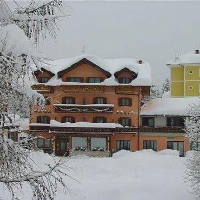 Itálie - Folgaria - Lavarone na 8 dnů, polopenze