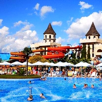 Bulharsko - Nesebar letecky na 6-15 dnů, all inclusive