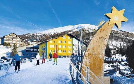 Rakousko - Lungau na 6-8 dnů, snídaně v ceně