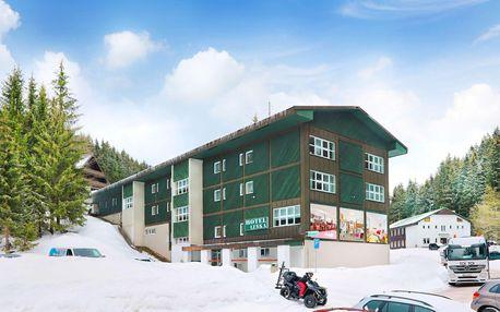 Štědrý den ve Špindlerově Mlýně: 4 dny přímo ve skiareálu Svatý Petr