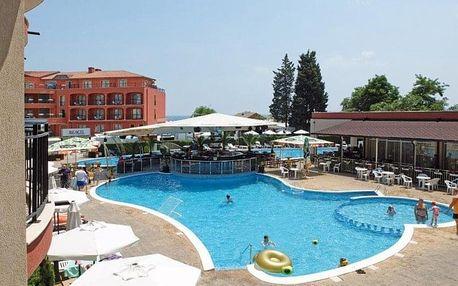 Bulharsko - Slunečné pobřeží letecky na 6-14 dnů, ultra all inclusive