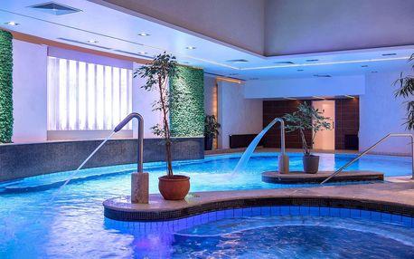 Wellness hotel Palace **** s polopenzí kousek od Hévízu