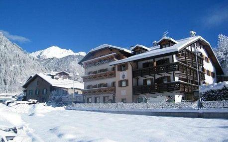 Itálie - Val di Fiemme na 8 dnů, polopenze
