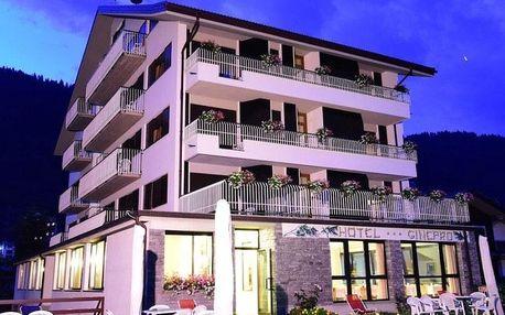 Itálie - Aprica na 6-8 dnů, polopenze