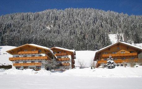Rakousko - Flachau - Wagrain na 6-8 dnů