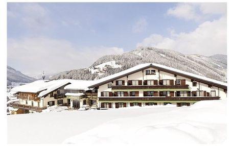 Rakousko - Salcbursko na 8 dnů, polopenze