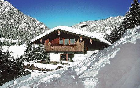 Rakousko - Alpbachtal / Wildschönau na 8 dnů