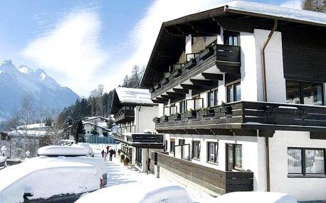 Rakousko - Stubai na 8 dnů