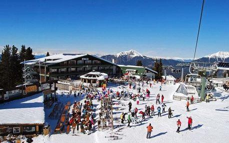 Itálie - Val di Fiemme na 6-15 dnů, polopenze