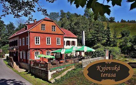 Národní park České Švýcarsko: Kyjovská terasa